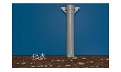 砂石层、卵石层施工方法