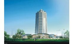 榆林国际大酒店(砂卵层)